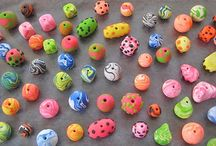Jewelry - Polymer & Metal Clay