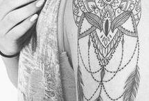 Dream Catcher Tattoo On Arm