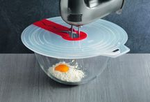 Neat Products for Splatter-Free Cooking / Neat Products for Splatter-Free Cooking