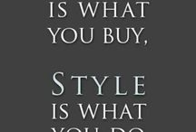 For the love of Style! / Fashion