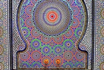 Islamic architecture & patterns