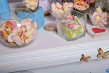 Baby shower / Un decor special creat pentru nunti si botezuri, precum si petreceri cu tematica !
