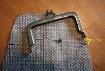 Purce frames, handbags / Kehyskukkarot ja laukut