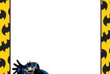 Malik's 7th Birthday (Batman theme)