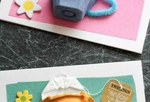 Mother's Day cards / Some greetings card ideas for Mother's Day