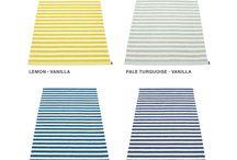 Pappelina / Pappelinas vackra mattor som vi är återförsäljare för