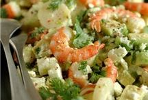 SALADES COMPOSEES