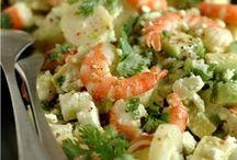Salade -Verrine - Feuilleté