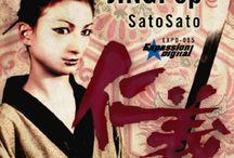 Covers of Satoshi Honjo
