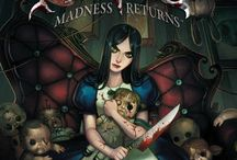 American McGee Alice / by Rasshamra