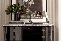 Design Details: Lacquered Furniture / .