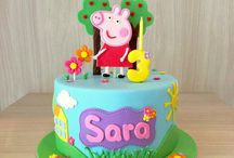B-Day Peppa Pig party