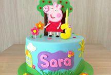 Sara 2 años