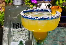 Beautiful Cocktails / We specialize in tequila and making unique and delicious drinks from the best tequilas made. Delish!