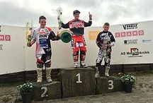 Motocross / 523 # Håkon Fredriksen - Norwegian MX Kid