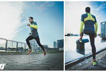 APPAREL FOR TRAINING MEN - AW 2015 / Campaña Otoño - Invierno 2015 - Indumentaria deportiva con tecnologías exclusivamente pensadas tanto para deportistas de alto rendimiento como para deportistas amateurs.