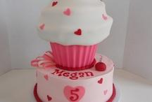 Mia's bday cakes