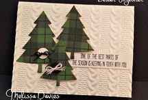 Perfect Pines (Stampin Up )