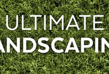 Ultimate Landscaping / Show your lawn & garden some extra love - Visit HowardStore.com for all your landscaping needs to get the job done right.