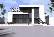 Projekt VILLA ALLURE MAROKKO / Idee, Konzept, Design, 3D Gestaltung und Rendering, Präsentation