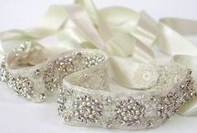 Wedding Belt / A stunning detail for your wedding