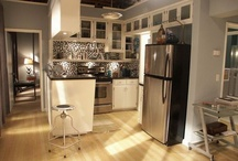 TV & Movie Set Kitchens  / by Hilary Morris