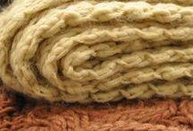 Grosses mailles et couvertures