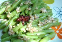 Cuisine asiatique / Recettes de cuisine chinoise ou asiatique.