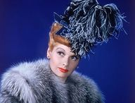 When Hats Were HATS! / Chic Chapeaux of Yesteryear