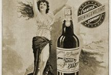 Beer ads - USA / The healthy message of a lot of the vintage designs is just too hilarious :) Check them out!