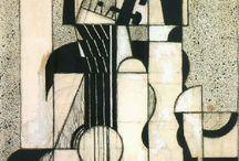 Juan Gris i George Braque