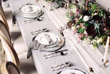 Wedding Themes: Grey Weddings / Beautiful muted grey tones for those who love subtle style on their wedding day