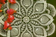 Crochet Doily & Motifs