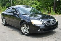 Used 2004 Nissan Altima For Sale | Durham NC