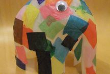 Early years - expressive arts and design