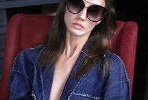 For Art's Sake Sunglasses / For Art's Sake sunglasses Designer eyewear Designer accessories Avant-garde fashion design Luxury sunglasses Geometric design