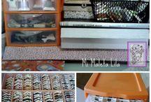 Organizar - Manualidades Ideas