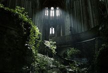 Abandoned Places for visuals