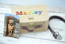Dog Christmas Gifts - Memory Boxes