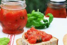 Receptek - Szószok, mustárok, chatney-k