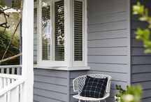 Weatherboard Paint Inspirations