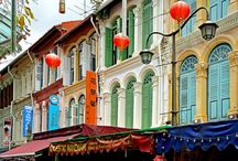Chinese Shophouses