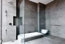 Bathrooms / House