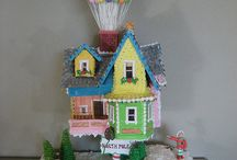 Gingerbread & Cookie houses