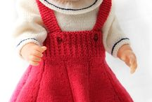 doll-knitting pattern