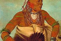 Indianen Portretten