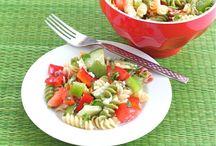Salads / by Elizabeth Madera