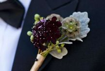 Boutonniere's that I Love / Here is some Boutonniere Inspiration