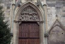 Collegiale Saint-Martin de Colmar - Alsace / Collegiale Saint-Martin de Colmar - Alsace