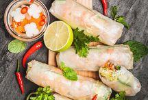 vietnamské recepty